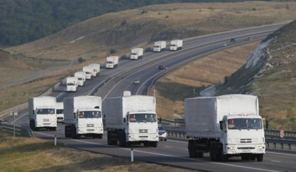 Деньги кончились: Россия прекратила отправлять «гумконвои» на Донбасс