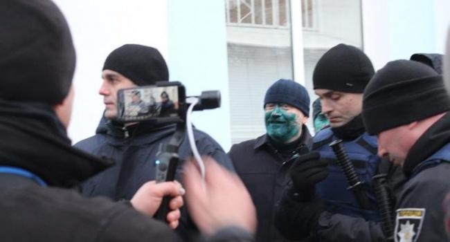 Облитый зеленкой Вилкул – это хороший сигнал о том, что на юге «русскомирцев» больше не ждут, – журналист