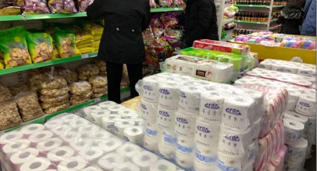 В сети показали ассортимент продуктов в единственном супермаркете КНДР
