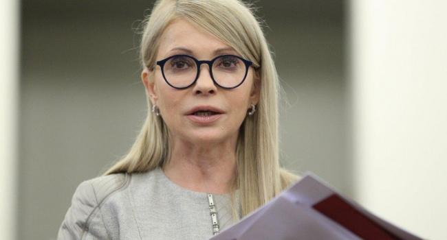 Олешко: в штабе Тимошенко агония – политтехнологи опубликовали фейковые рейтинги