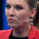 «Если вам хватит ума!» Скабеева нагло пригрозила Украине, заявив, что россияне приедут на выборы в костюмах «зеленых человечков»