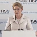Тимошенко перепутала аудиторию, забыв, что она в Мюнхене и начав рассказывать о новой Конституции