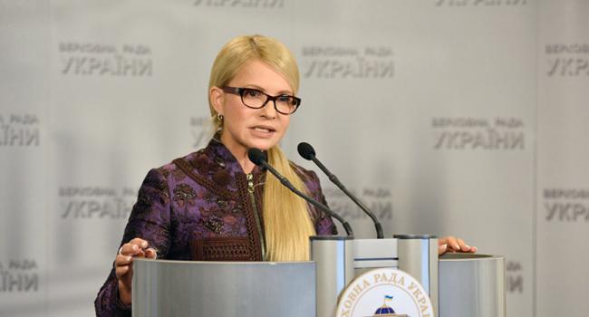 «Не сумела удержать тонус»: эксперт назвал главную причину стагнации рейтинга Тимошенко
