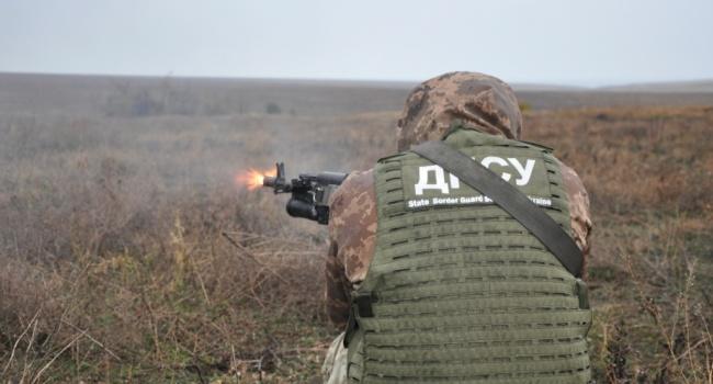 ЧП на границе Украины: бойцы ГПСУ открыли огонь на поражение, есть раненные