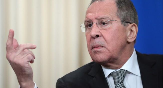 Лавров распространил фейк о подготовке Украиной и НАТО провокации в Керченском проливе