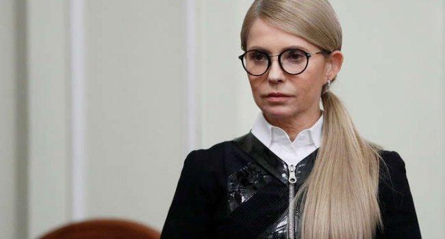 Тимошенко о перспективе победы Зеленского на выборах: Над Украиной в очередной раз поставят эксперимент