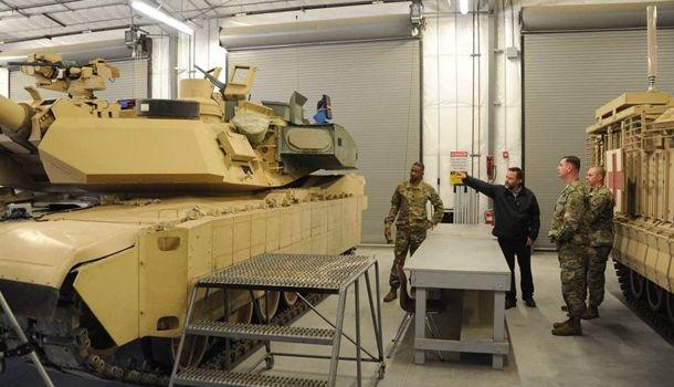 Обновленный «Абрамс» назвали лучшим танком в мире
