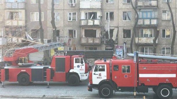В Казахстане взорвалась жилая многоэтажка. Есть жертвы