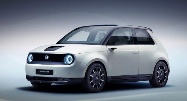 «Хонда» везет в Женеву компактный электрокар