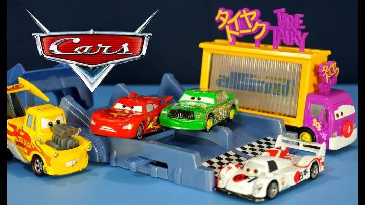 «Тачки» - детские игрушки от Disney