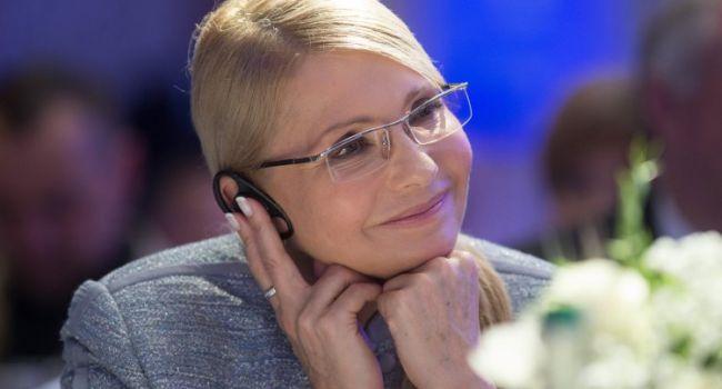 Тимошенко решила взять лозунг Зеленского и воплотить его в жизнь еще до выборов