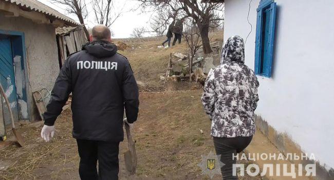 В Одесской области женщина заживо закопала собственного ребенка