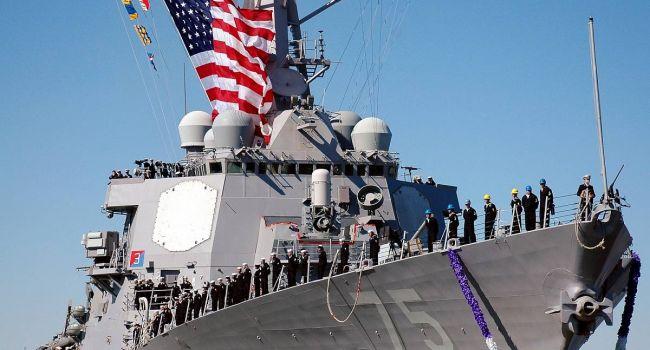 «Если нужно - стрельнем»: в РФ запаниковали во время встречи российских фрегатов и эсминца США