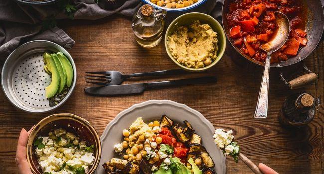 Основные правила питания в пост