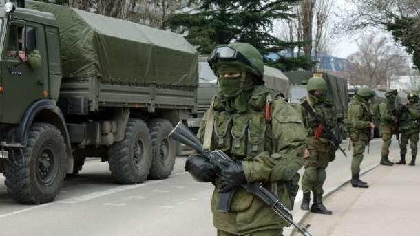 Эстонские разведчики: РФ сформировала новые полки в районе границы с Украиной