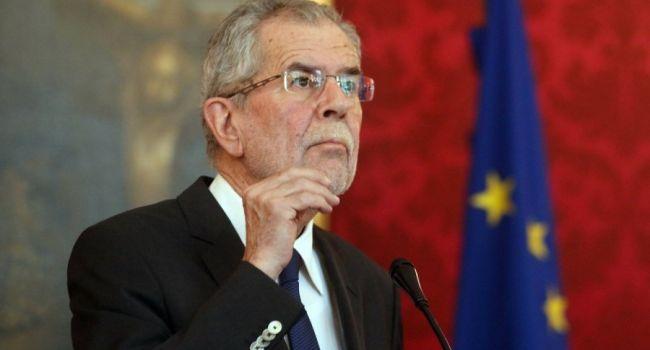 Австрийский президент: Европа не будет плясать под дудку Дональда Трампа