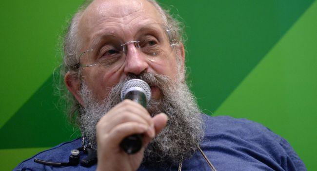 Вассерман о заявлении Макаревича: «Он не понимает самого главного»