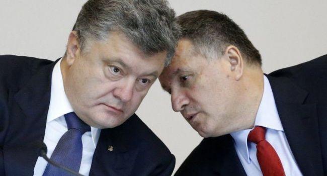 Аваков об отношении к Порошенко: Каждый выполняет свою функцию