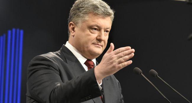 «Украина опережает Россию и много стран Европы в рамках экономического роста», — Порошенко