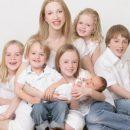 Многодетные матери живут дольше
