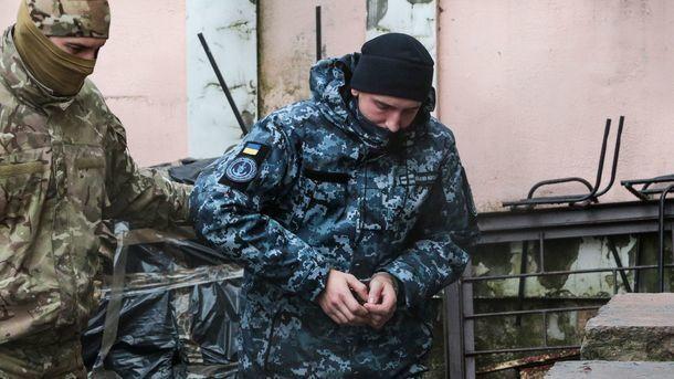 США обратились к России, призвав немедленно вернуть пленных украинских моряков домой