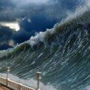 Учёные: на Китай может обрушиться сильнейшее цунами