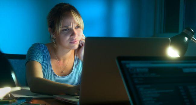 Работа в ночное время таит в себе страшную опасность