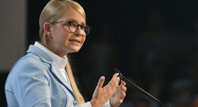 За границей за Тимошенко проголосовали только 4 процента избирателей