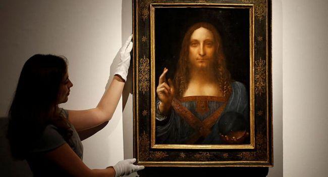 В Объединенных Арабских Эмиратах пропала картина Леонардо да Винчи стоимостью 450 миллионов долларов — СМИ