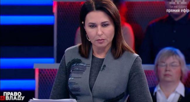 Есть такая профессия, хозяина защищать: ведущая Мосийчук с матами и истерикой набросилась на Янину Соколову