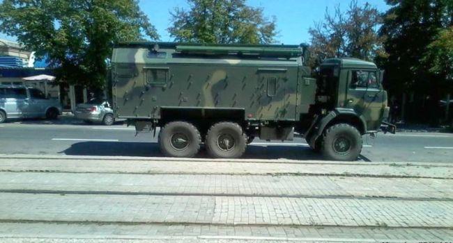 «Уже не отмазаться»: ОБСЕ зафиксировали на Донбассе новейший комплекс армии РФ «Леер-3»