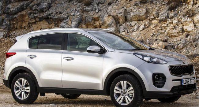 Эксперты назвали наиболее популярные автомобили в Украине с начала этого года