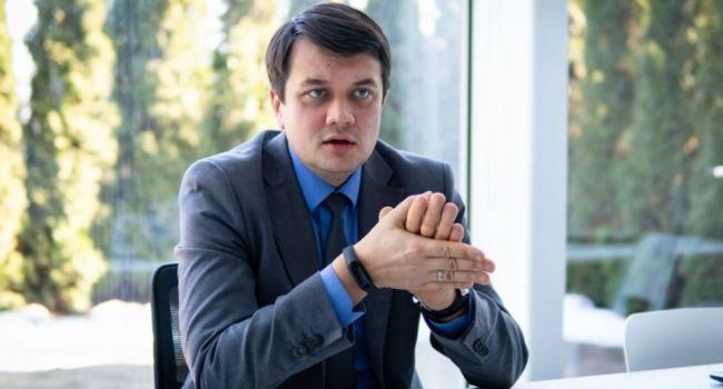 У Зеленского – о роспуске ВРУ: «Все в интересах Украины»