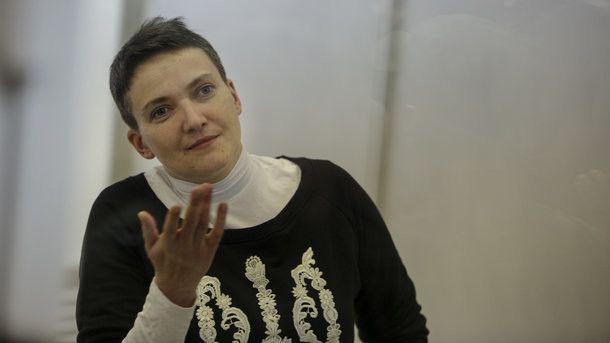 СМИ сообщили, почему Савченко освободили из-под ареста