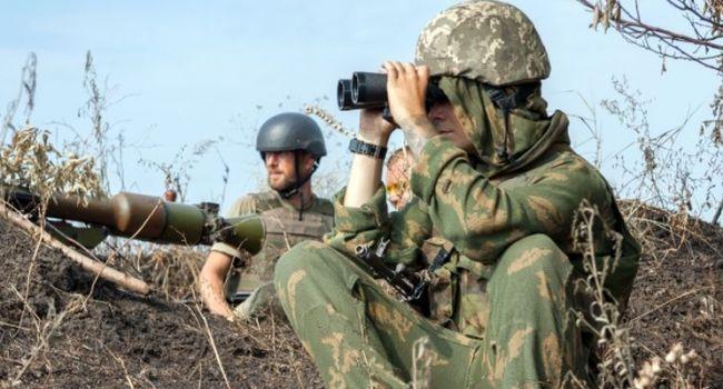 Политолог: при президенте Зеленскому стрелять престанут, но территории никто не вернет