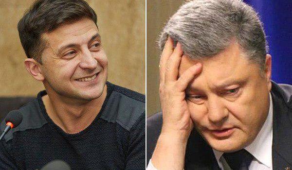 Если победа достанется Зеленскому: в штабе Порошенко решительно отвергли план «Б»