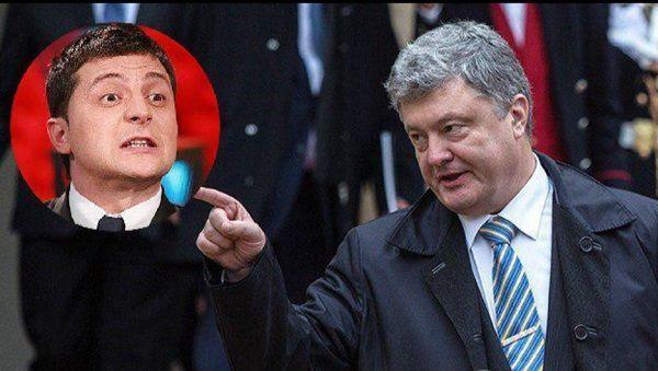 Социологи подтвердили резкое сокращение разрыва Порошенко с Зеленским