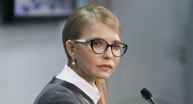 Тимошенко: Во втором туре победит Зеленский