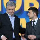 «Готов с ним работать, но…»: Зеленский удивил украинцев заявлением о Порошенко