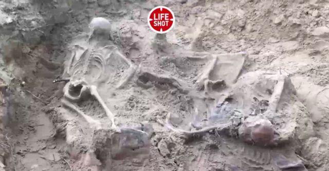 В РФ найдено многотысячное захоронение: подробности «берут за душу»
