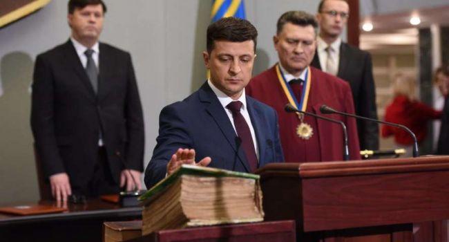 Астролог назвал дату, которая точно не подходит для инаугурации президента Украины