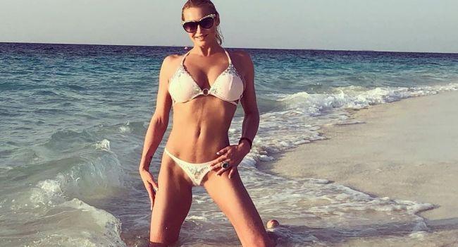 Анастасия Волочкова в очередной раз призналась в любви к Киркорову