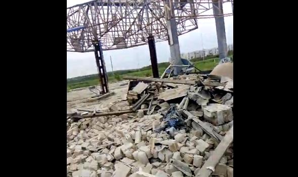 Мощный взрыв, руины, и возможные жертвы: жители Донецка до смерти напуганы происходящим