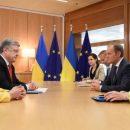 Новые санкции против РФ: Порошенко выступил с заявлением