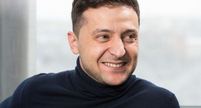 Журналист: «Зеленский стал заложником войны за пустоту»