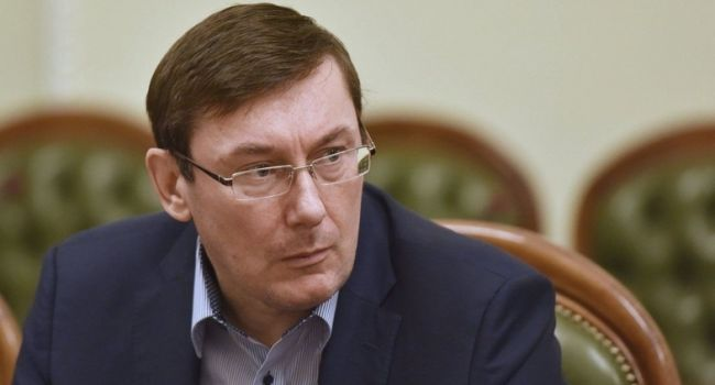 Лещенко укажет, кому «слил» информацию, или ответит сам - Луценко