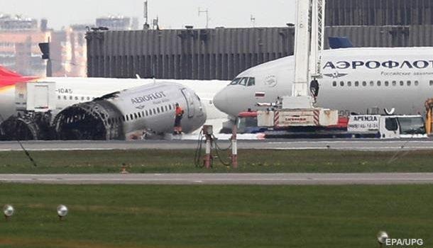 Эксперты обвинили летчиков в катастрофе в «Шереметьево»