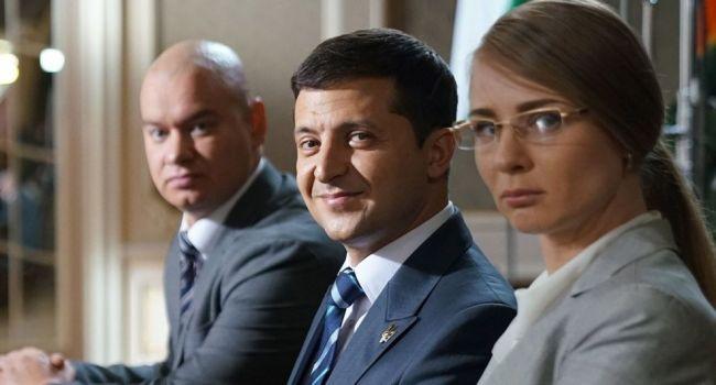 У Зеленского прокомментировал распад коалиции в Раде: «это говорит об одном»