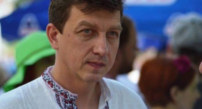 Мы сами привели к власти на Майдане мошенников — Доний