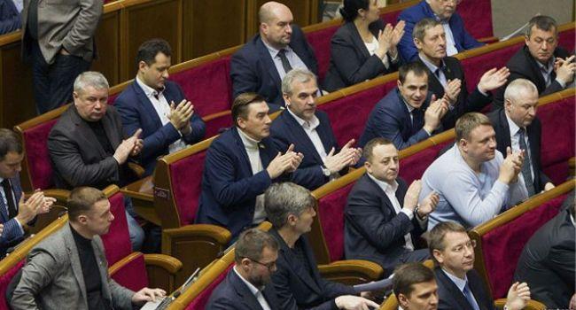 Действующие нардепы хотят разогнать «этот» парламент, забывая, что они и есть часть его, – Медушевская